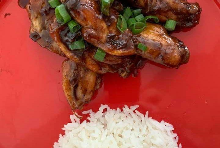 Gringo Taxi Coca Cola Chicken Wings Recipe