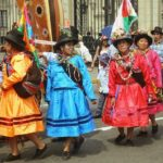 Cusco dancers
