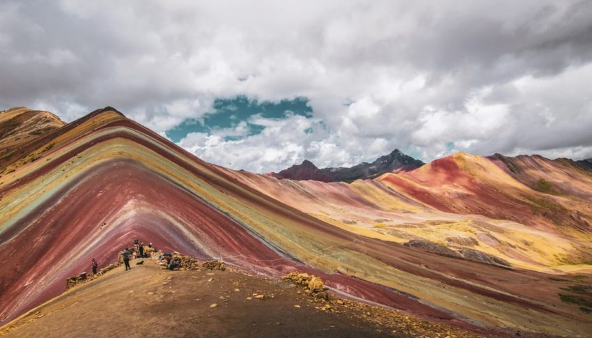Rainbow Mountains In Peru, Bus It Or Fly To Cusco?