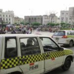taxis_in_peru_lima