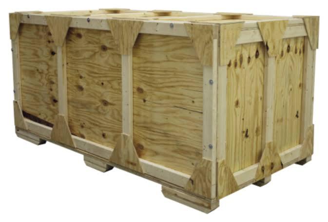 Custom Shipping Crate