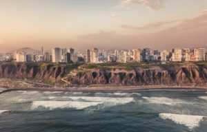 Miraflores the proposed location for a new Cruise port